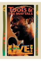 Toots and the Maytals Live From New Orleans