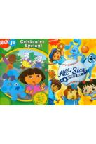 Nick Jr. Celebrates Spring!/All Star Sports Day