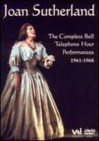 Joan Sutherland - The Complete Bell Telephone Hour Performances: 1961-1968
