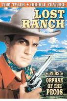Tyler, Tom Double Feature: Orphans of the Pecos