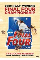 2009 NCAA Division I Womens Basketball Championship - The UConn Huskies Sixth National Championship