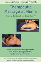 Therapeutic Massage at Home: Learn to Rub People the Right Way