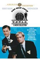 Man from U.N.C.L.E.: 8 Movies Collection