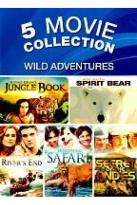 5 Movie Collection: Wild Adventures