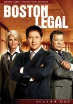 Boston Legal - The Complete First Season