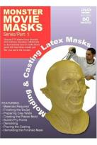 Mask Making: Molding and Casting Latex Masks