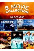 5 Movie Collection: Wilderness