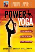 Baron Baptiste -  Power Yoga Three-Pack