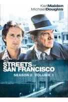 Streets of San Francisco - The Second Season: Volume 1