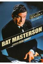 Bat Masterson: Best of Season 1, Vol. 2