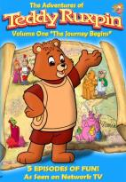 Adventures of Teddy Ruxpin - Volume 1: The Journey Begins