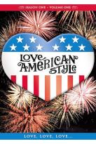 Love American Style Season 1, Volume 1