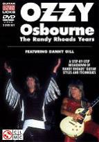 Guitar Legendary Licks: Ozzy Osbourne - The Randy Rhoads Years