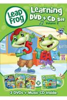 LeapFrog: Learning DVD Set, Vol. 2