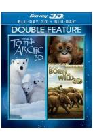To the Arctic 3D/Born to Be Wild 3D