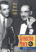Groucho Marx - TV Favorites: You Bet Your Life