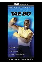Billy Blanks - Tae Bo Contact 3-Pack
