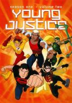 Young Justice: Season One, Vol. 2