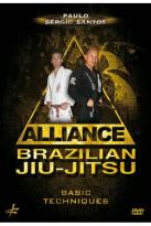 Paulo Sergio Santos: Alliance Brazilian Jiu-jitsu - Basic Techniques