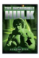 Incredible Hulk - The Complete Fifth Season