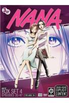 Nana: Uncut Box Set, Vol. 4