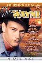 John Wayne: 12 Movies