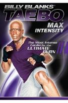 Billy Blanks' Tae Bo Max Intensity