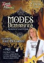 John Mccarthy - Modes Demystified: Secrets Of Lead Guitar