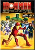 Iron Man: Armored Adventures - Season 2, Vol. 4