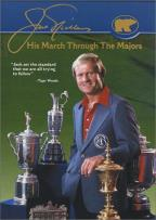 Jack Nicklaus: His March Through the Majors