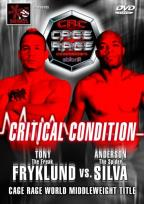 MaximumMMA Presents: Cage Rage 16 - Critical Condition