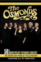 Osmonds - Live in Las Vegas: 50th Anniversary Reunion Concert