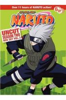 Naruto Uncut Box Set: Season Two, Vol. 2