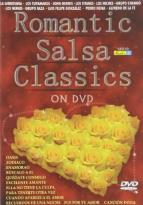 Romantic Salsa Classics On DVD