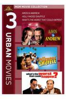 What's The Worst That Could Happen?/Amos And Andrew/Hollywood Shuffle