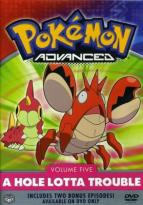Pokemon Advanced - Vol. 5: A Hole Lotta Trouble