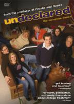 Undeclared - The Complete Series