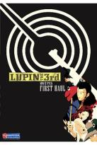 Lupin The 3rd - 1-5 Movie Pack