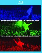 Peter Gabriel: Live in Athens 1987/Play