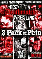 Deathmatch Wrestling - The Best of Deathmatch Wrestling *Cease & Desist*