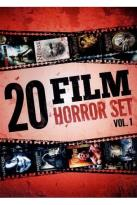 20 Film Horror Set, Vol. 1