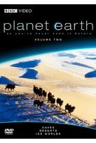 Planet Earth - Caves/Deserts/Ice Worlds