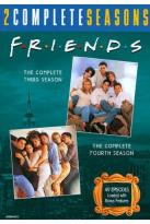 Friends - The Complete Third and Fourth Seasons