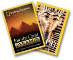 National Geographic - Into The Great Pyramid/Egypt: Quest For Eternity
