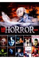 10 Movie Horror Pack, Vol. 1