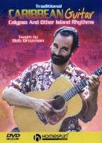Traditional Caribbean Guitar - Calypso & Other Island Rhythms
