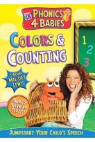 Phonics 4 Babies: Colors and Counting