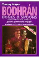 Tommy Hayes: Bodhran, Bones and Spoons