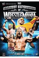 WWE - The Greatest Superstars of Wrestlemania