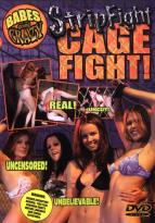 Babes Going Crazy - Stripfight: Cagefight!